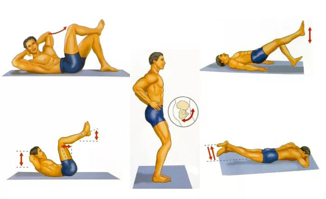 Упражнения для мужчин для потенции