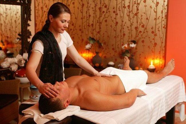 Нужно не просто делать массаж