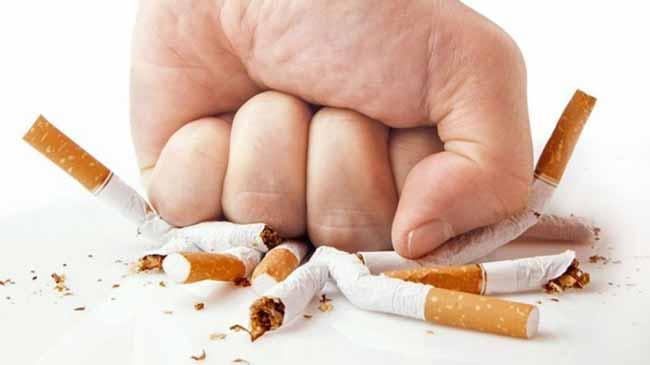 Отказаться от алкоголя и табака