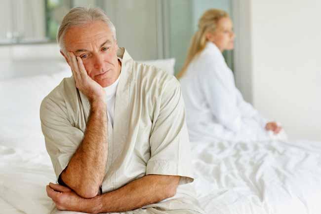 Потенция важна для мужчины в любом возрасте