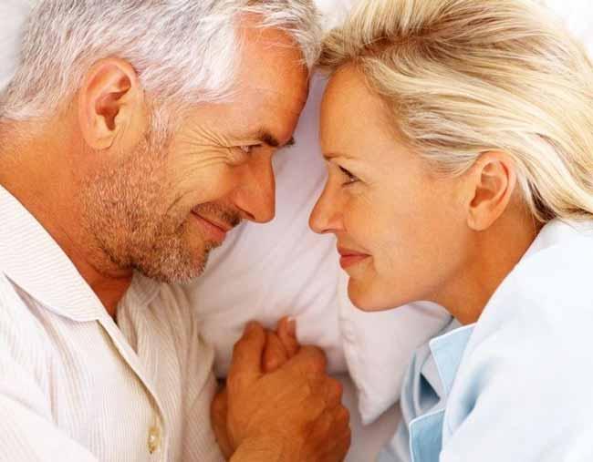 В этот период жизни сексуальная жизнь должна быть размеренной