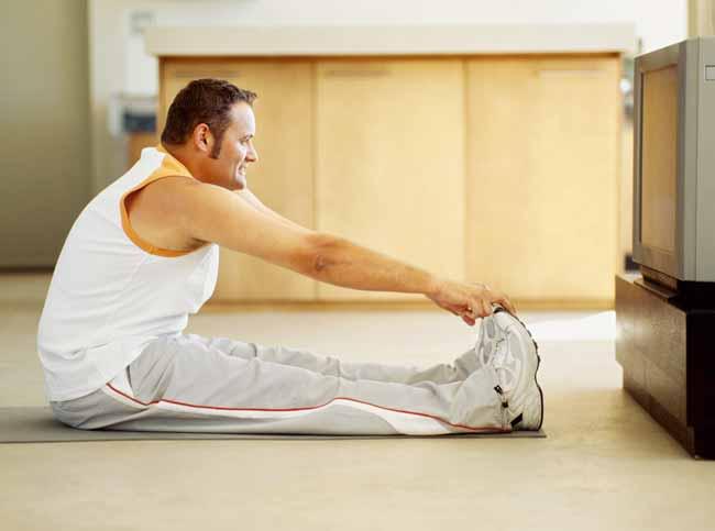 Техника безопасности при выполнении упражнений