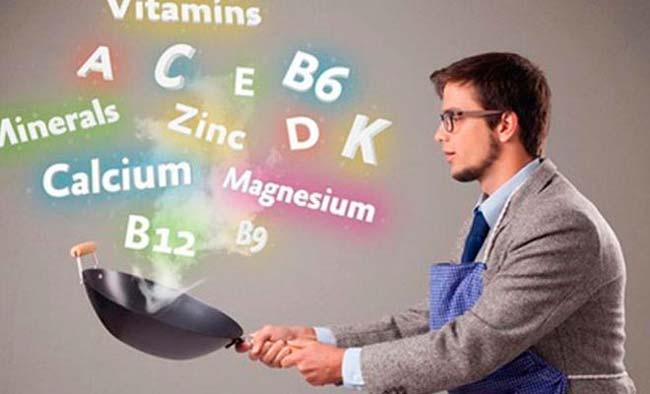 витамины для мужчин - насколько важны?