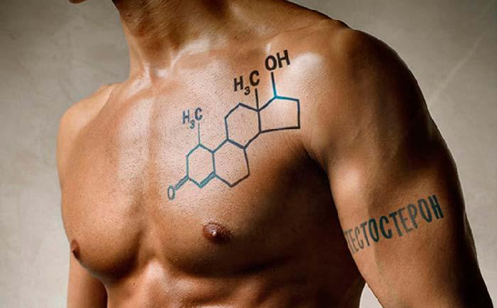 тестостерон и бустеры