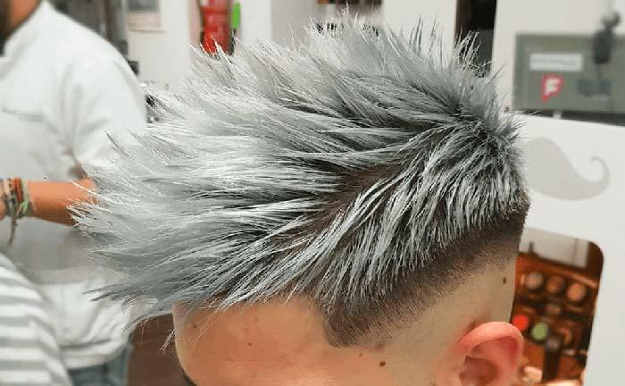 красивые волосы на голове у мужчин