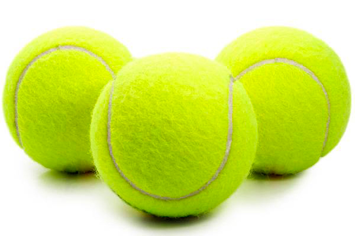 Массаж простаты мячиком для тенниса