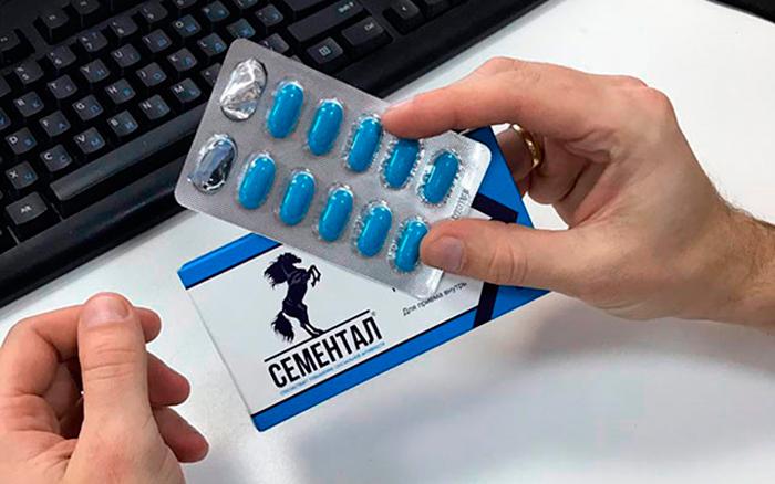 Сементал таблетки